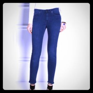 ACNE STUDIOS Skin 5 Jeans in Deep